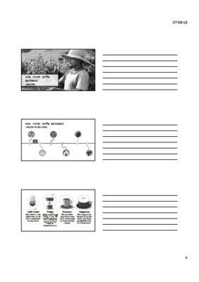 Voorbeeld van een standaard handout in PowerPoint