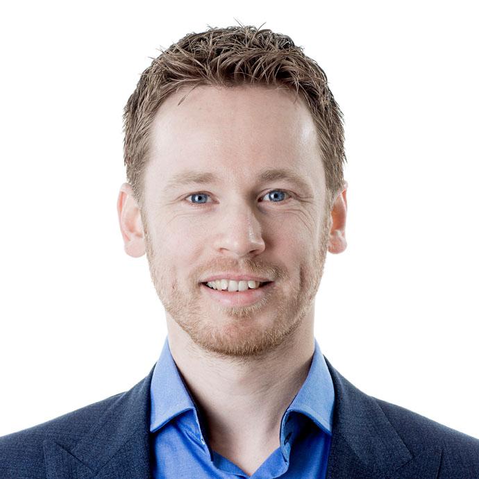 Arnout Drenthel, presentatie-specialist