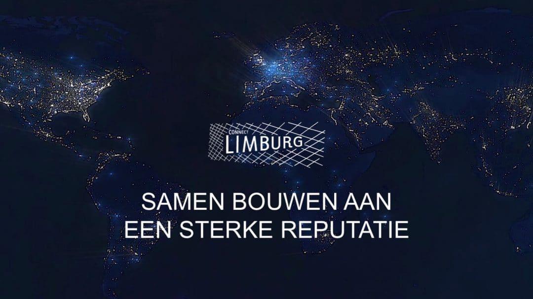 PowerPoint presentatie voorbeeld Connect Limburg