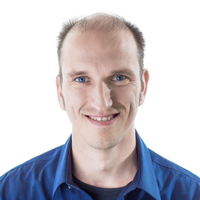 Hugo Cremers, presentatie-vormgever