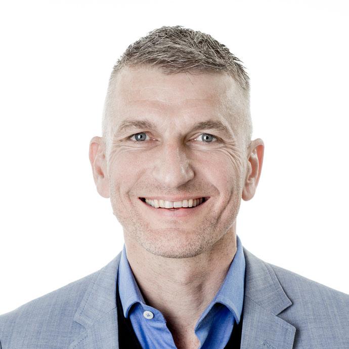 Michel Jansen, presentatie-trainer
