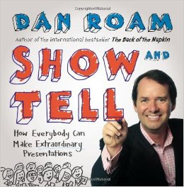 Boekomslag Show and Tell van Dan Roam