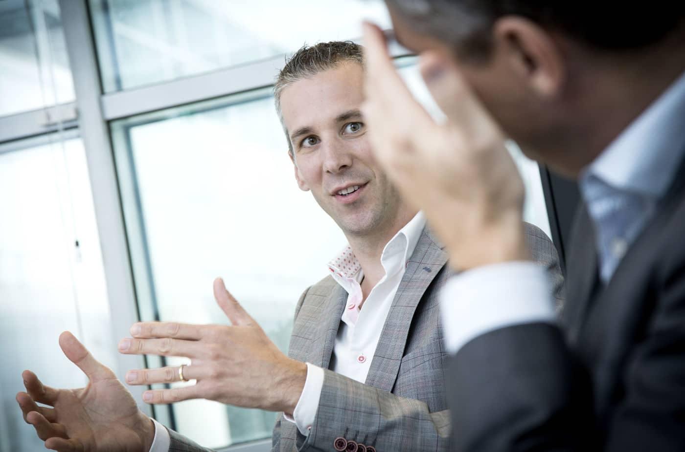 Presentatie laten maken door presentatie-specialist