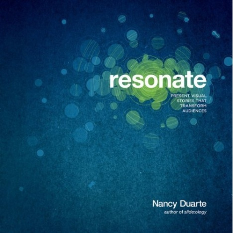 Boekomslag Resonate van Nancy Duarte