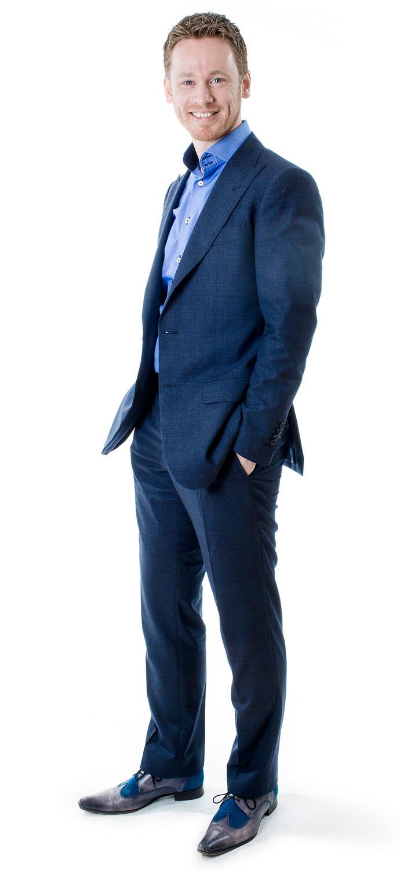 Profielfoto van Arnout Drenthel