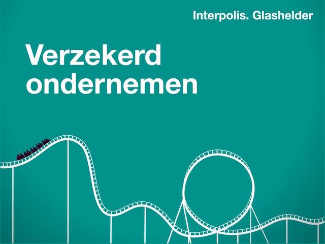 Openingsdia PowerPoint en iPad presentatie Interpolis