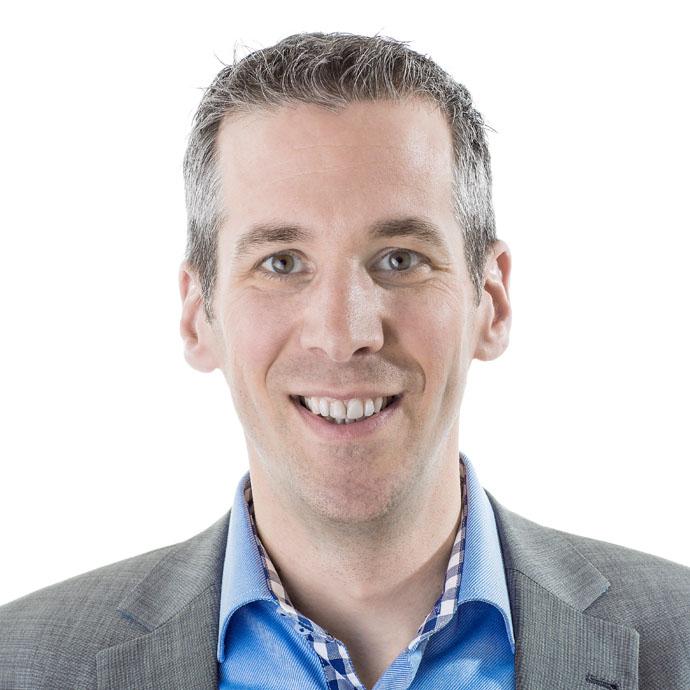 Joeri Cox, presentatie-adviseur en trainer