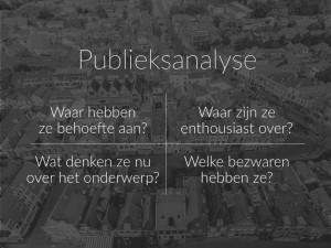 Publieksanalyse