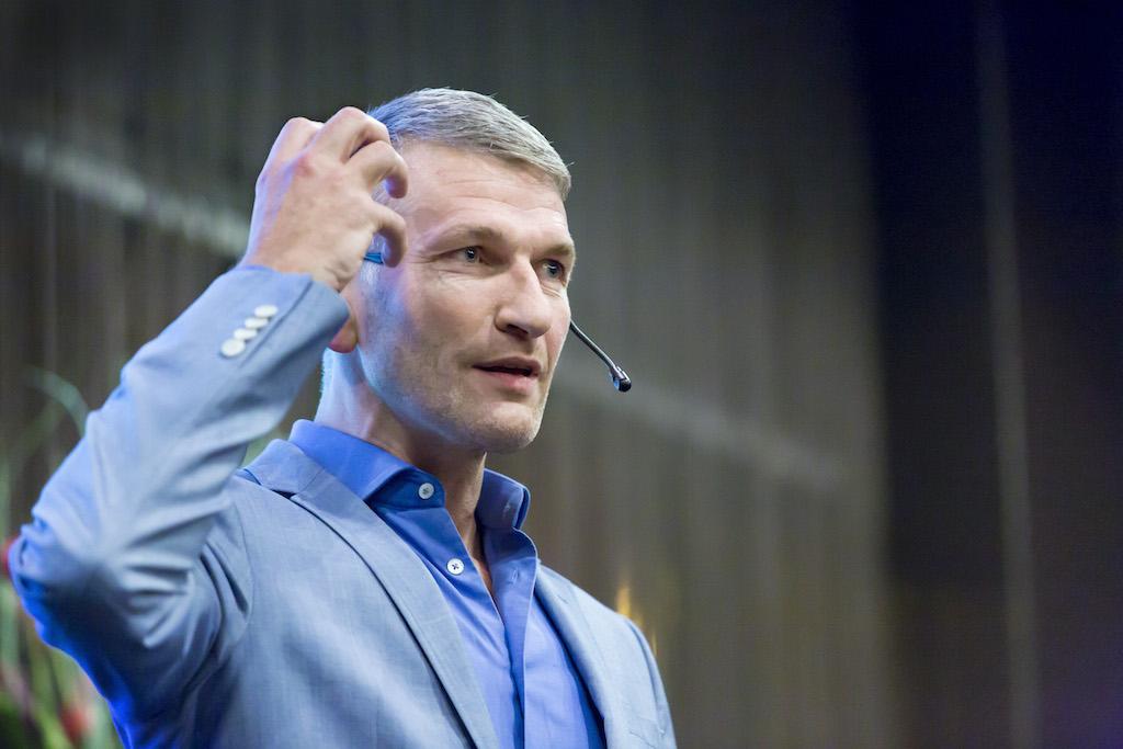 presentatie-consultant Michel Jansen