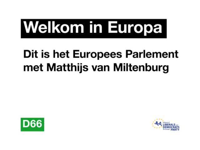 presentatie D66