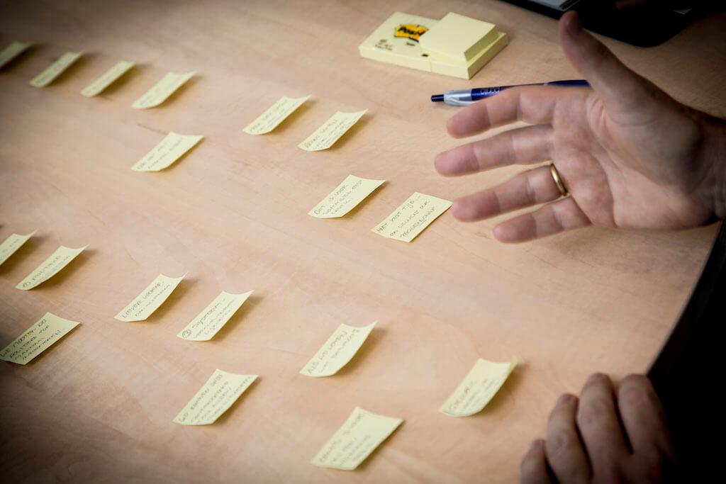 Creatief concept deel 1: Inhoud van de presentatie laten maken met hulp van een presentatie-specialist
