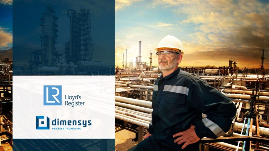 Dimensys - Lloyd's Register - Presentatie toekomstvisie critical asset management