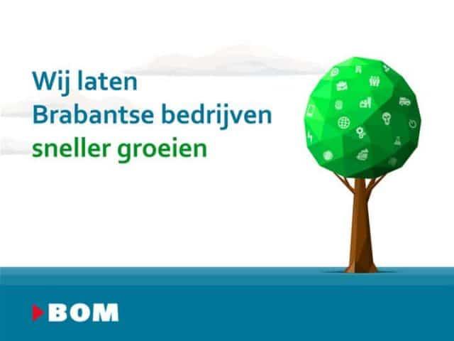 Bento voorbeeld PowerPoint-presentatie BOM