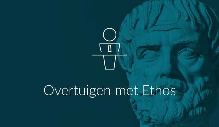 Met Ethos overtuigen als spreker