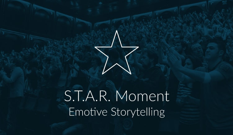 blogartikel over S.T.A.R. Moment: Emotive Storytelling