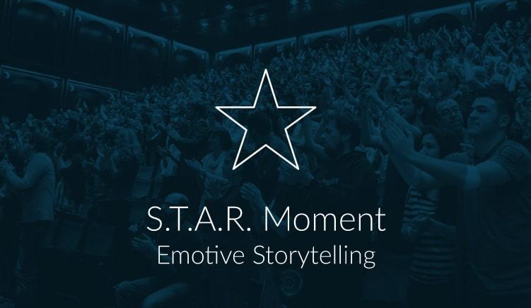 blogartikel over S.T.A.R. Moment: Emotive Storytelling
