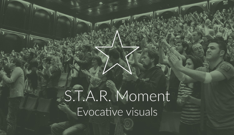 blogartikel over S.T.A.R. Moment: Evocative Visuals