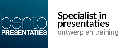 Specialist in presentaties: ontwerp en training