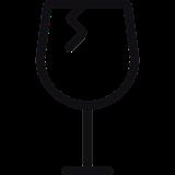 gebroken glas als metafoor voor imagoschade